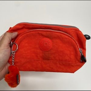 Kipling pencil case - never used